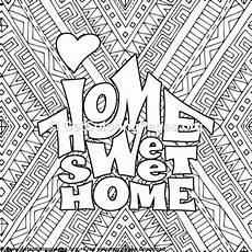 home sweet home coloring pages getcoloringpages org