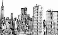 Malvorlagen New York Skyline Ausmalen Als Anti Stress New York Die Skyline New