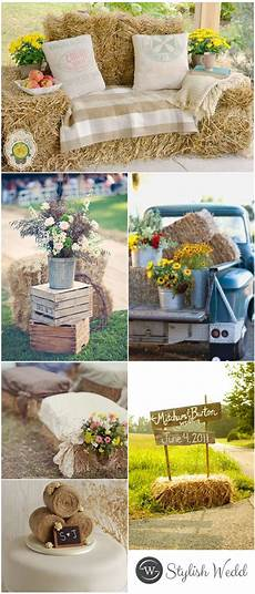 Outside Country Wedding Ideas