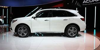 2017 Acura MDX Debuts In New York With Brand Face