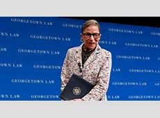 how is ruth bader ginsburg