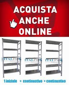 vendita scaffali on line scaffali depliant e vendita