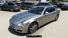 where is maserati made 2009 maserati quattroporte s start up exhaust and in