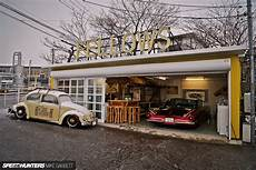 auto garage the ultimate car hangout spot speedhunters