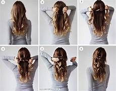 Frisuren Einfach Selber Machen - hochsteckfrisuren alltag