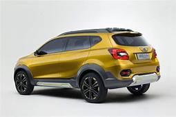 Datsun Cars At Auto Expo 2016