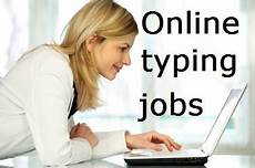 jobs online data entry jobs get paid for typing work from home