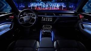 2019 Audi E Tron Electric SUV Shows Interior Design In