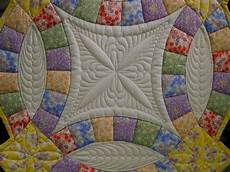 double wedding ring quilt quilting design is great do it