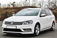 Side Skirts Diffusers Vw Passat B7 R Line Textured Our