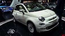 2017 Fiat 500 60th Anniversary Limited Edition Exterior