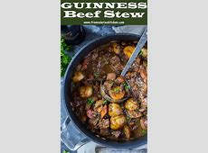 hearty stew with moose and guinness_image