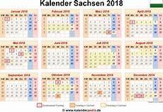 kalender 2018 sachsen kalender 2018 sachsen ferien feiertage pdf vorlagen
