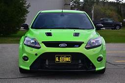 You Can Buy A 2010 Ford Focus RS On EBay Right Now  The