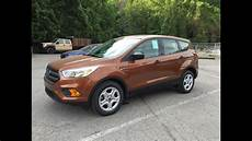 ford 2017 model 2017 ford escape s review base model