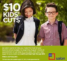 jcp 10 hair cuts for back to school freebies2deals