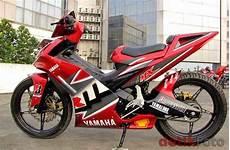 Modifikasi Jupiter Mx 2007 by Modifikasi Jupiter Baru Mx 2014 Modif Motor Mobil