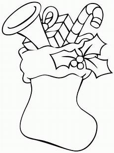colouring pages santa claus printable free for