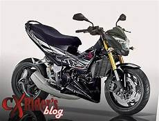 Modifikasi Honda Sonic by Modifikasi Honda Sonic Cs 1 Cxrider