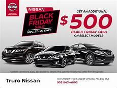 Nissan Black Friday Sale Truro Nissan