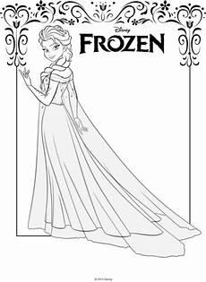 Frozen Malvorlagen Zum Ausdrucken Ausmalbild Elsa Aus Frozen Ausmalbilder Kostenlos Zum
