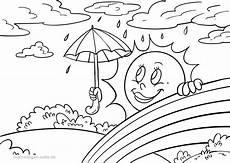 Ausmalbilder Gratis Malvorlagen Ausmalbilder Wetter Gratis Malvorlagen Zum