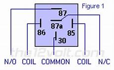 87a relay wiring diagram toyota 4runner anytime backup mod