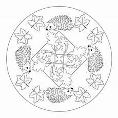 Ausmalbilder Herbst Mandala Kostenlos Die Besten 20 Igel Ausmalbild Ideen Auf