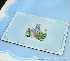 beatrix potter placemat pottery barn kids