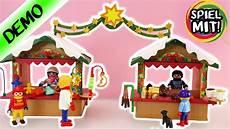 Playmobil Ausmalbild Weihnachten Playmobil Weihnachten Weihnachtsmarkt Mit Zwei