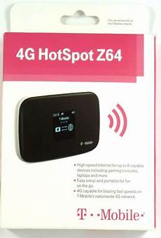 zte t mobile 4g no contract mobile hotspot wifi device
