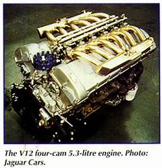 jaguar aj6 engine the jaguar v12 engine aj6 engineering