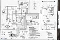 goodman air handler to thermostat wiring diagram goodman furnace wiring diagram gallery