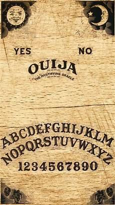 Wallpaper Ouija Board