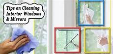 Fenster Putzen Tipps - tips on cleaning interior windows mirrors wfc domestic