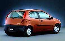 Fiche Technique Fiat Punto Ii 60 Elx 3p L Argus Fr