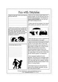 tale lesson for middle school 14997 free pdf with tales worksheet literacy tales summer school crafts