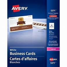 business card template pack avery printable business cards laser printers 250 cards