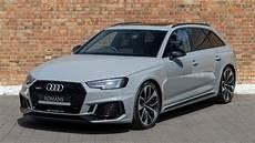 2018 Audi Rs4 Avant Nardo Grey Walkaround Interior