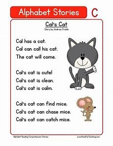 animals phonics worksheets for kindergarten 14220 reading comprehension worksheet cal s cat reading comprehension kindergarten preschool