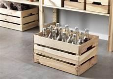 caisse rangement bois ikea rangement bouteilles 12 solutions pour ranger ses