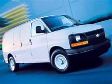 2008 Chevrolet Express 3500 Cargo  Pricing Ratings