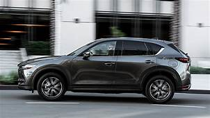 Sweating The Small Stuff  2017 Mazda CX 5 First Drive
