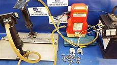 Boat Leveler Wiring Diagram by For Sale Trim Tab System Boat Leveler Brand 8x18 Tabs