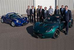 Lotus Builds 40000 Elise Platformed Cars  CAR Magazine