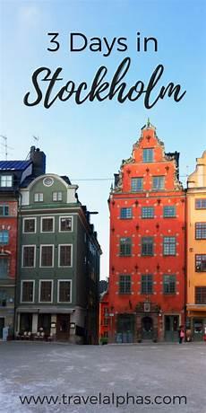 bon plan hotel stockholm three days in stockholm sweden sweden travel stockholm