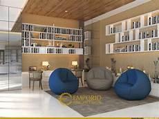 Desain Interior Ruang Belajar Ini Nyaman Dan Anti