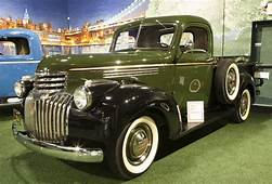 1946 Chevrolet 3100 Pickup – Welcome To Cars Of Dreams Museum