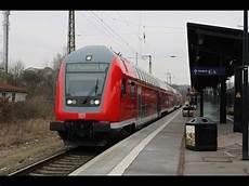 Zugmitfahrt Re20 Db Uelzen Magdeburg Teil 1 Uelzen