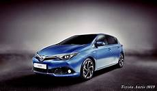 toyota auris 2019 hybrid price and release date the
